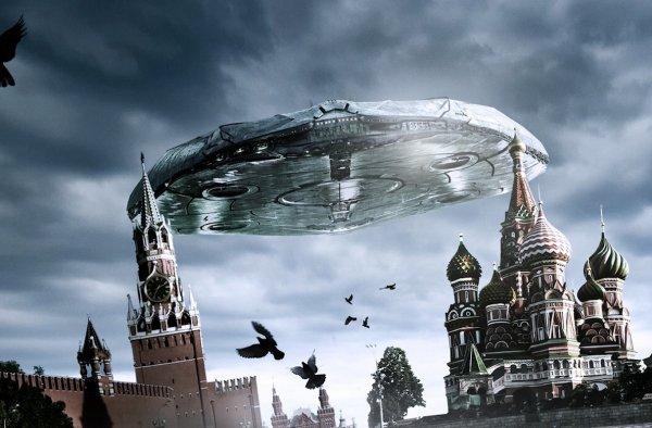 Прощай, Россия? «Огненный» корабль пришельцев направляется к Москве