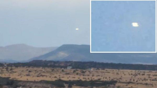 Пришельцы спасли Енисей: НЛО над Железногорском «съел» радиацию и очистил воду