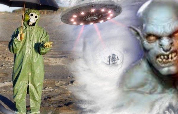 Приморья не станет уже завтра: Пришельцы утопят край в радиационных дождях