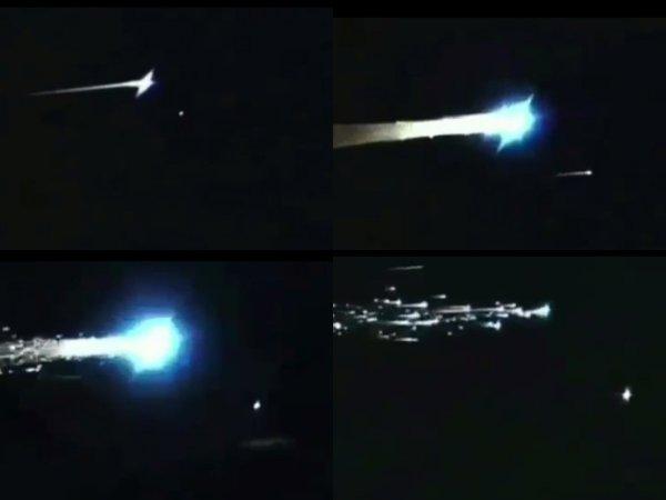 Взрыв НЛО чуть не сжёг пол-Сибири: Ошизевшие от жары пришельцы попали в аварию