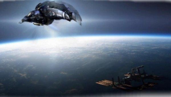 Пришельцы на хвосте у Роскосмоса: Сделанное из НЛО видео про МКС слили в Сеть