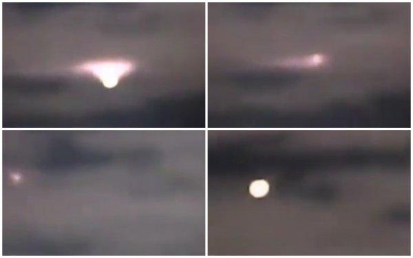 «Инопланетный флекс»: НЛО использует телепортацию в насмешку над учёными