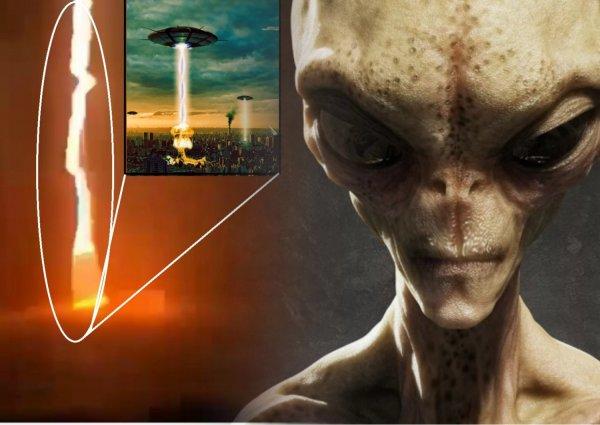 Огненная трещина: Пришельцы раскололи небо в Уфе при испытании климатического оружия