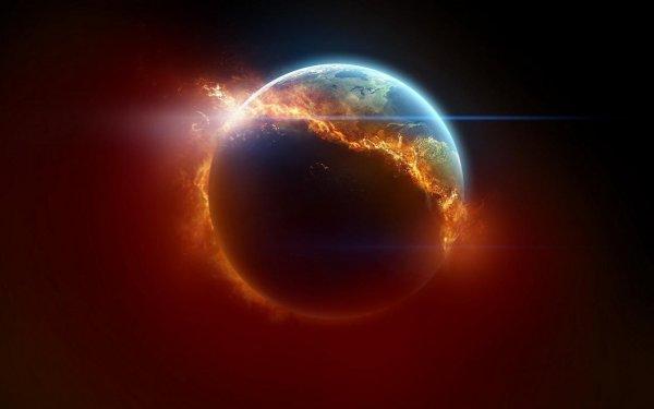 Нибиру поджаривает Землю! Россия и Европа страдает от аномальной жары