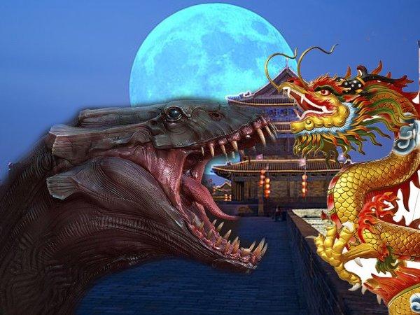 Летающие змеи-убийцы: Китай выращивает драконов для Нибиру