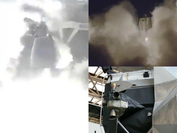 Жестянку наМарс? Марсианский пепелац Илона Маска снова сгорел и«испортил воздух»