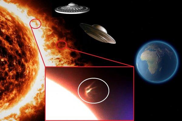 Пришельцы бомбят Солнце: Мощные взрывы Светила приближают смертельные магнитные бури
