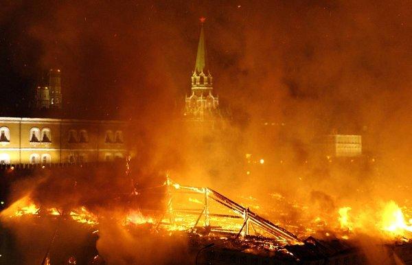 Удушение России: Аномальная погода в стране вызвана оружием инопланетных захватчиков