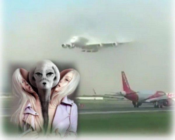 Нибиру высадила в Европе ядовитых мутантов: После прибытия самолёта «из ниоткуда» город оцепили военные