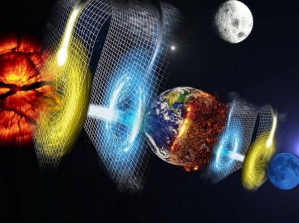 Кольца Ада: 2 августа Земля войдёт в Солнце из-за Урана и Луны