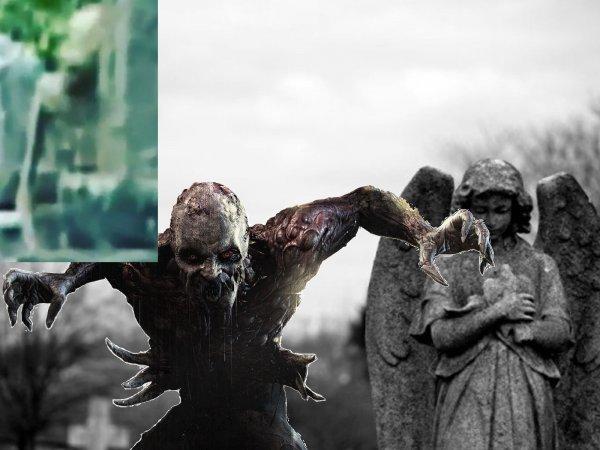 Пришельцы гуляют по кладбищу: Аннунаки с Нибиру создают армию мертвецов в Москве