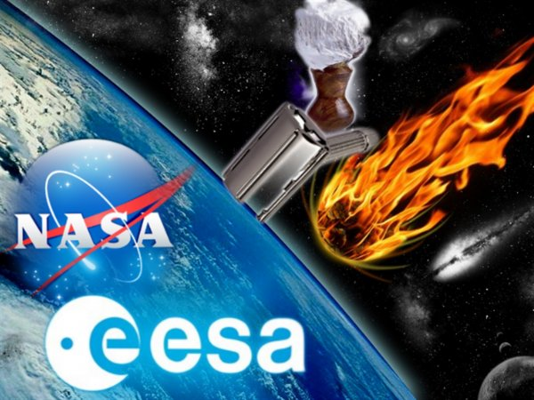 10 августа ESA и NASA анонсируют «конец света» из-за «бритых» астероидов