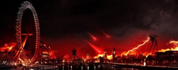 «Лондон, гудбай!» После поражения в Сибири пришельцы напали на Великобританию