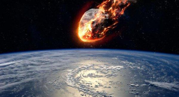 Астероид размером с пирамиду Хеопса оказался кораблём аннунаков с Нибиру
