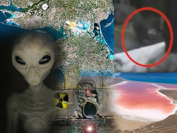 Туристы не вернутся? Гуманоиды-диверсанты превращают Крым в ядерную клоаку