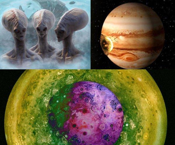 Юпитер засосал Нибиру: Астрономы засекли роковую ошибку пришельцев