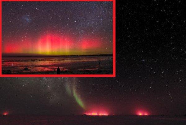 Вторжение началось? Сигнальные огни Нибиру засекли в Антарктиде