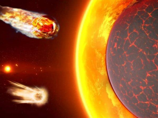 Нибиру притягивает кометы: Учёные SOHO подтвердили «кладбище» комет на Солнце