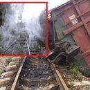 Проклятие украденного золота? Призрак поезда Колчака устроил аварию в Кемерово