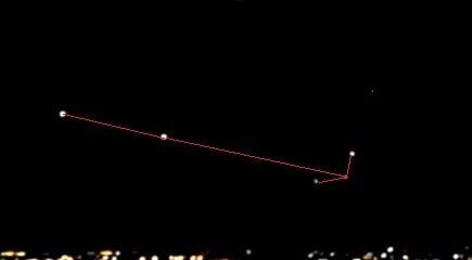 Ещё 5 кораблей прибыли с Нибиру: В США зафиксировали рой НЛО