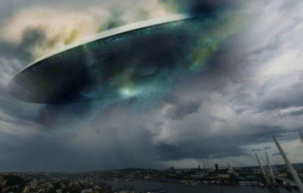Скрывают следы экспериментов? Пришельцы заливают Приморье ливнями из крипто-пушек