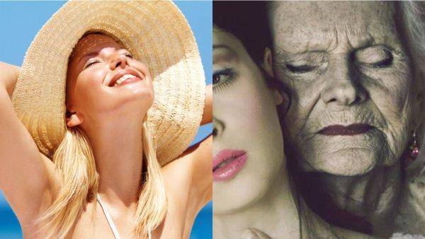 Солнце убивает кожу: 6 причин срочно начать пользоваться SPF-кремом