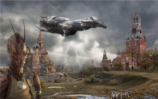 «Цикады» с Нибиру: Рой НЛО готовится обрушить землетрясения на Москву