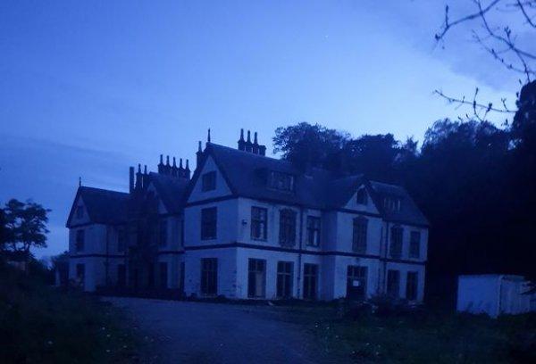 «Его крик ощущался в груди»: Охотники за приведениями из Англии наткнулись на призрака в психушке