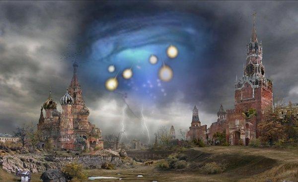 Вторжения не избежать: В Москве открылся портал для роя инопланетных паразитов