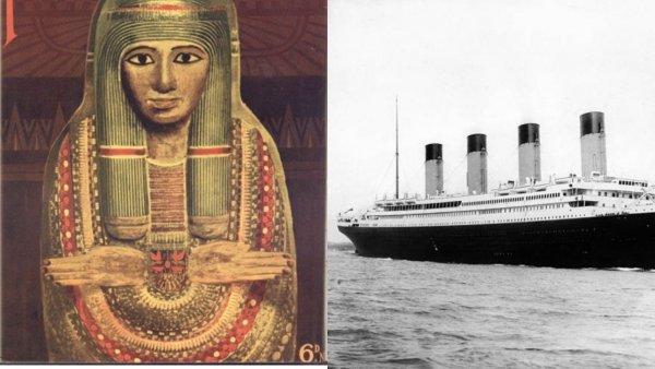 «Титаник» мог пострадать от подлодки пришельцев