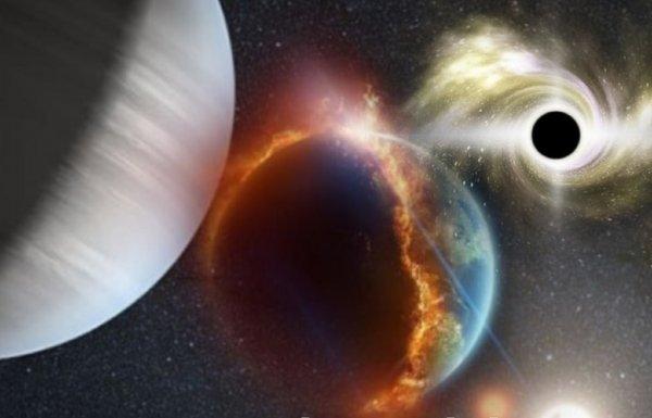 В 100 раз больше Солнца! Новая чёрная дыра разрывает Солнечную систему