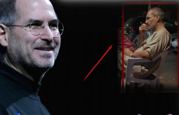Заберёт Apple в могилу? Призрак Стива Джобса появился перед презентацией iPhone 11