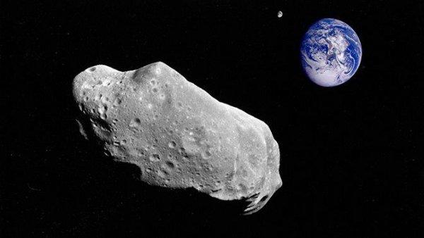 Нибиру в Солнечной системе. Планета Х «засосала» астероид Дидимос
