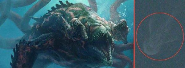 Кракен с Нибиру: Спутники Google засняли 100-метровое чудовище в Байкале