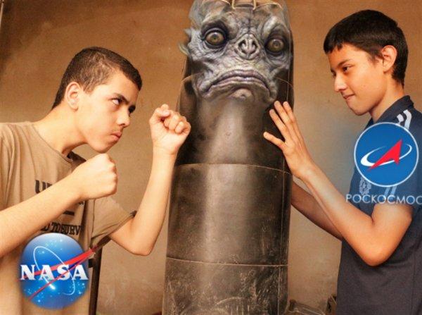 Мир. Труд. Роскосмос: Расправа США над НЛО на Марсе навсегда «похоронит» NASA