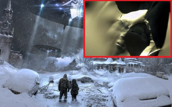 Последний День Москвы: Пришельцы из Антарктиды 8 сентября устроят кровавую жатву