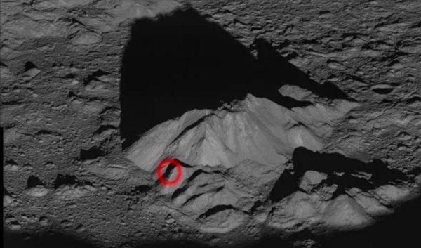 NASA скрывает гигантский инопланетный корабль, обнаруженный на Луне - эксперт