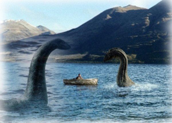 «Здесь мочи нет»: Учёные доказали существование Лох-Несского чудовища в Чёрном море