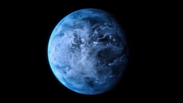 Немецким учёным удалось обнаружить обитаемую планету