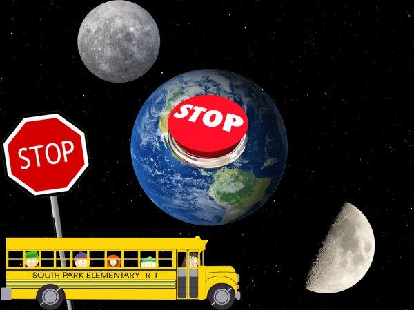 Земля остановится 24 сентября! Планета «слетит с катушек» за 9 секунд