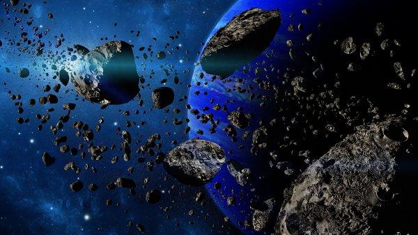 NASA: Землю «изрешетят» 847 астероидов-убийц в ближайшие 100 лет