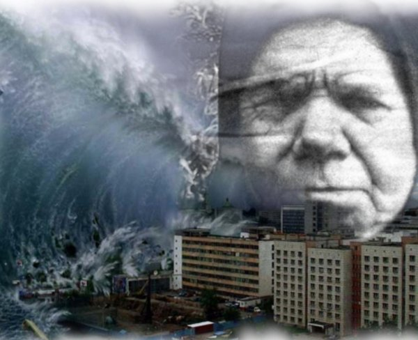 Москва? Там будет море: 13 сентября мегацунами утопит  Европу