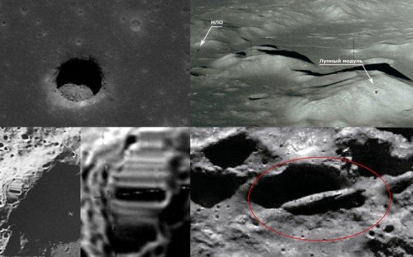 «Луна кишит пришельцами»: Сотрудник NASA рассказал, почему прекратилось исследование Луны