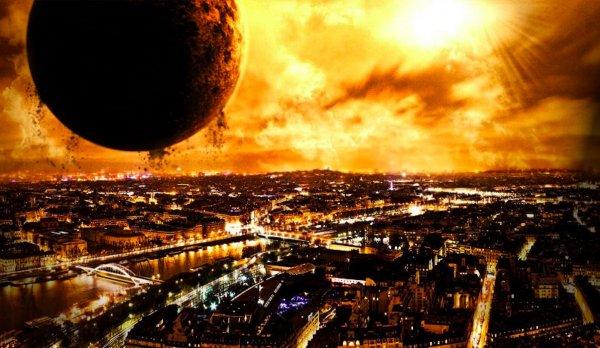 Гравитация Нибиру. 15 сентября гигантский астероид может ударить по Земле