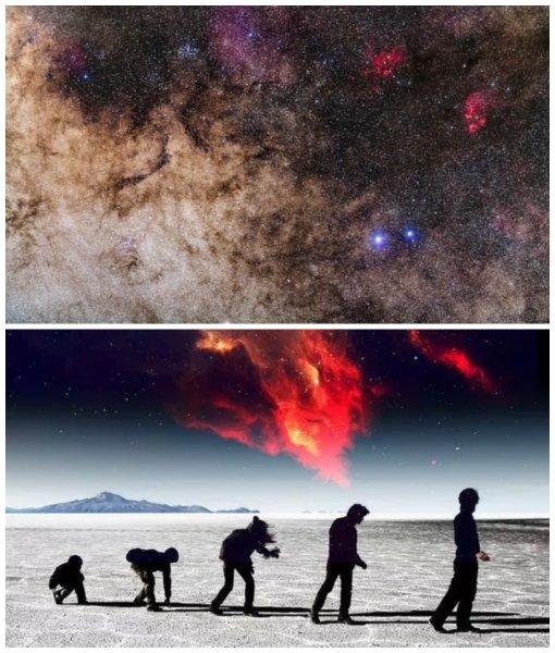 Земля взорвётся: Чёрная дыра повторно «оплодотворяет» планету