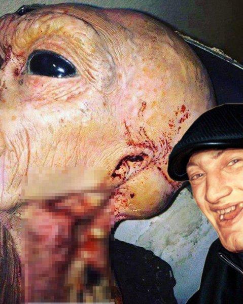 «Пояснили за Землю»: В Южном Бутово нашли изувеченный труп пришельца с Нибиру