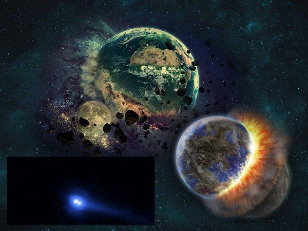 Земля упадёт на Марс: Учёные в поясе астероидов нашли обитаемую планету