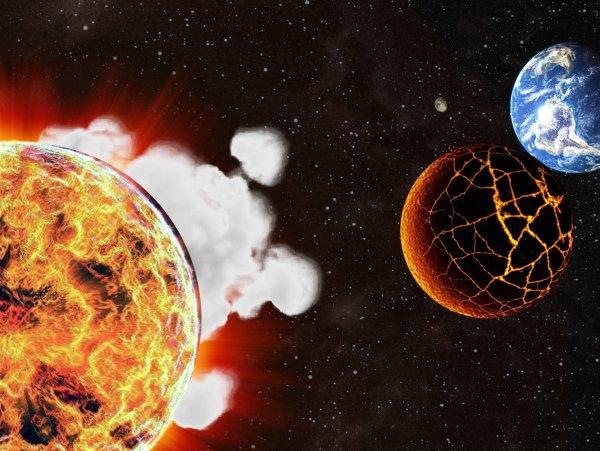 Огненный полтергейст активирован: Нибиру проколола Солнце