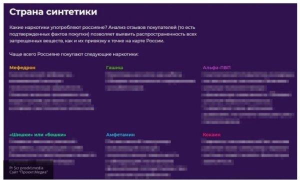«Проект» Баданина пропагандирует наркотики среди российской молодежи