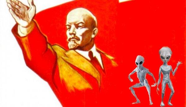 Воскресение Ленина. Очевидец рассказал, как пришельцы проводили обряд в Мавзолее
